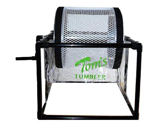 Tom's Tumbler TTT 1600 Tumbler Hand Crank