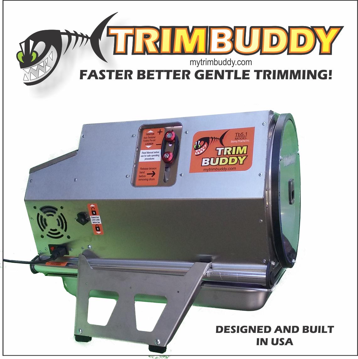 TrimBuddy Dry Trimming Machine