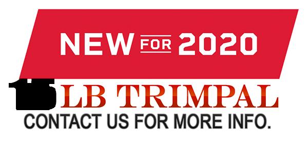New Trimpal 15 lb unit.